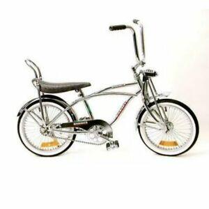 20 inch Chrome Lowrider Bike