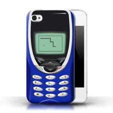Étuis, housses et coques etuis, pochettes bleus iPhone 4s pour téléphone mobile et assistant personnel (PDA)