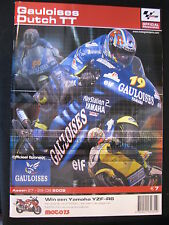 Program Gauloises Dutch TT Assen 27-29 juni 2002 (TTC)