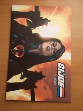 IDW: G.I.JOE #2, ADAM HUGES VARIANT INCENTIVE COVER, SUPER RARE, 2009, VF/NM!!!