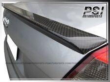 AUDI A4 B6 Model Quattro S4 RS4 4Dr Carbon Fiber S Line Style Trunk Wing Spoiler