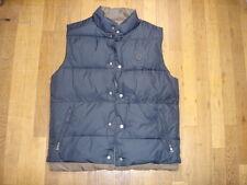 BURTON veste doudoune réversible manteau taille L  neuf sans manches duvet plume