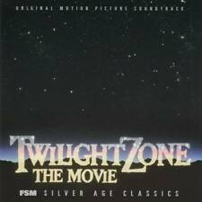 Twilight Zone The Movie - Complete Score - Limited 3000 - OOP - Jerry Goldsmith