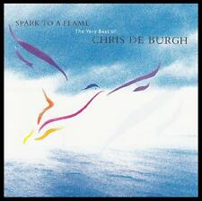 CHRIS DE BURGH - SPARK TO A FLAME : VERY BEST CD ~ DON'T PAY THE FERRYMAN *NEW*