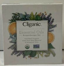 Cliganic CL-BE-027 Organic Aromatherapy Set - 8 Pieces