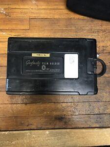 Vintage Graflex Grafmatic 45 Film Holder (1)