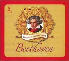 Unknown Artist : Beethoven - The Nine Symphonies CD