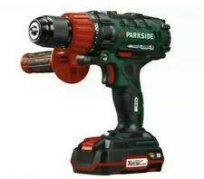 Parkside 20v Cordless 3 in 1 Impact/ Hammer Drill With 20V Battery & Charger