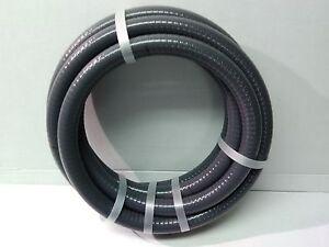 "Gardena Saugschlauch Spiralschlauch Pumpenschlauch 1"" (25mm) innen PVC NEU"