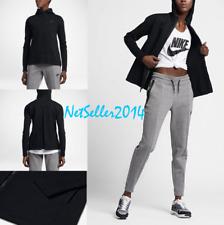 SZ MEDIUM 🆕🔥 Nike Women's Sportswear Tech Knit Jacket Black 835641-010 💰$250