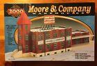 Life-like Ho Scale Proto 2000 Series 1372 Moore And Company Warehouse Kit