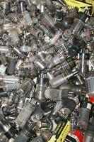 Mixed Grab Bag Lot of 150 USED Vintage Radio TV HAM Vacuum Tubes Valves