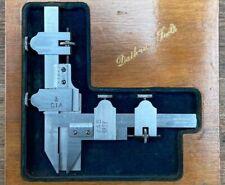 Dathan Tools Gear Tooth Vernier Gauge