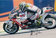 Toni Elias mano firmado LCR Honda 12x8 Foto MotoGP 6.