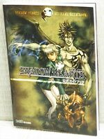 SHADOW HEARTS Official Guide Japan Book PS2 2001 EB63