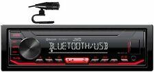 JVC KD-X260BT Digital Media Receiver w/ Bluetooth / USB / Pandora / 13-Band EQ