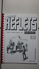 VERNES / BOB MORANE / REVUE  REFLETS / NUM  33  /  MARS  1995