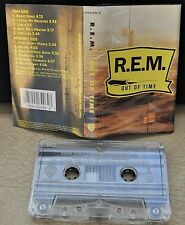 R.E.M.      - OUT OF TIME -                                        Cassette Tape