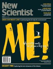 January Science & Technology Science Magazines