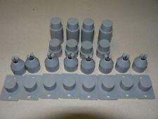 Carrera Stützen Servo 140 / 160 Stützensatz 24-teilig  79554 NEU