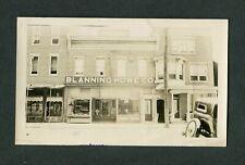 Vintage 1930s Photo Blanning Howe Co Hardware Store Lykens Shamokin PA 417039