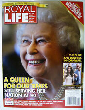 Royal Life Magazine - Dec/Jan 2017 Issue 42 - A Queen For Our Times - New