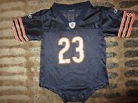 Chicago Bears Devin Hester #23 NFL Reebok Jersey One Piece Baby 6/9m