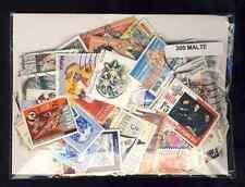 Malte - Malta 300 timbres différents