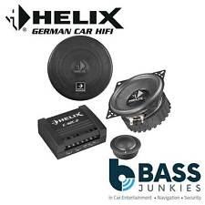 "HELIX E 42C.2 - 4"" 100mm 300 Watts 2 Way Component System Car Van Speakers"