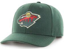"""New ListingMinnesota Wild Nhl Green Adjustable Hat Cap For a Kirill Kaprizov Fan! """"New�"""