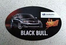 autocollant sticker SUBARU IMPREZA STI