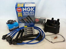 1998-2002 Honda Accord LX EX 2.3L 4cyl Tune Up Kit (NGK V-Power) #4
