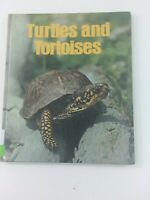 Turtles and Tortoises - Fred Johnson (1974, Hardcover) Ranger Rick's Best Friend