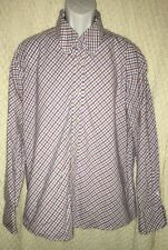 Ben Sherman Long Sleeve Button-up Shirt Size 4 / XL