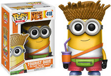 Despicable Me 3 - Tourist Dave Funko Pop! Movies: Toy