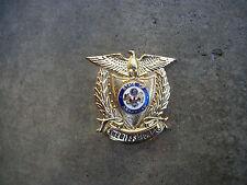 vintage obsolete Arkansas ARK Sheriff police hat mini badge