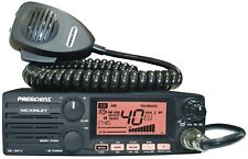 Emisora PRESIDENT MC KINLEY CB - 27 MHZ 40 canales AM / FM / LSB / USB