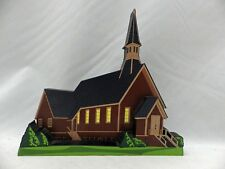 Shelia's Collectibles - Valley Church, Churches of America Series - # COA01