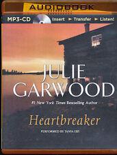 Audio book - Heartbreaker by Julie Garwood   -  MP3-CD