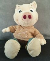 """Jakers The Pig Adventures Of Piggley Winks Soft Toy 17"""" (Talking Does Not Work)"""