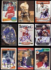 KRISTOPHER KRIS LETANG 2005-06 ITG Team Canada Hockey SIGNED  AUTOGRAPH
