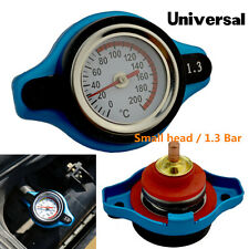 Universal 1.3 Bar Thermo Thermostatic Radiator Cap Cover Water Temperature Gauge