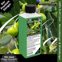 Oliven-Dünger Olea düngen NPK Flüssigdünger für Pflanzen in Beet und Kübel 250ml