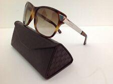 Gucci Gg3611/s 9go 58 occhiale da sole Avana scuro colore Lente Marron sfumato