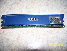 GEIL 1GB PC-3200 DDR 400 Desktop Computer Memory.Dell Acer Asus Toshiba Gateway