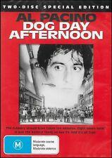 DOG DAY AFTERNOON (Al PACINO) True Story Bank Robbery THRILLER Film DVD Region 4