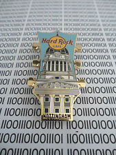 Hard Rock Cafe Nottingham 2007 - Guitar Head - Limited Edition Series Pin