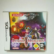LUNAR KNIGHTS NINTENDO DS  - COME NUOVO