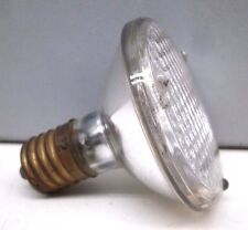 "Vintage T3632 13632 Halogen PAR16 Birdie Lamp Light Bulb E17 Base 2"" Diameter"
