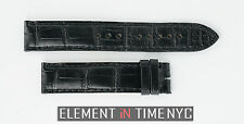 Bell & Ross WW1 OEM Black Alligator Skin Strap 18x18mm NOS